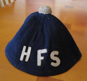 HFS Beanie from Diane Dreffs
