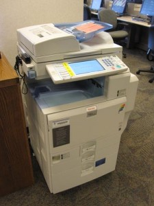 Multifunction Machine - Scan, Copy or Print