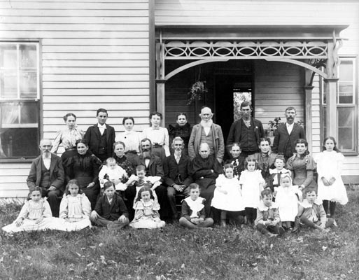Knapp Family Reunion (1898)