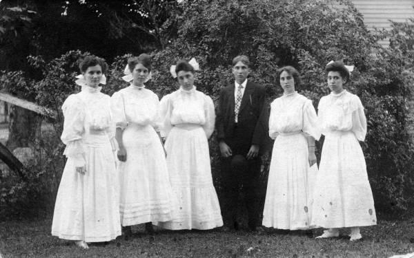 Class of 1908, Otter Creek Township Public Schools